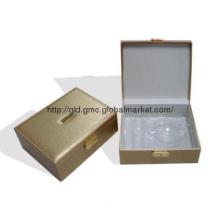 PU cosmetic packaging box manufacturer