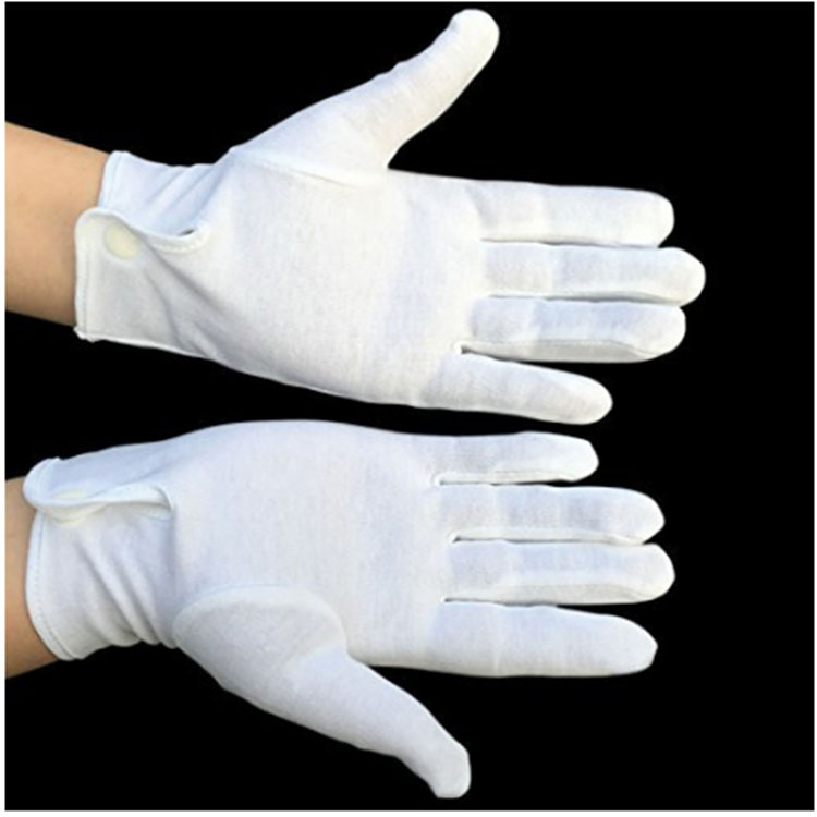 Polyester Cotton Anti Static Gloves