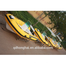 Barco de RIB470 barco inflable ce con suelo rígido