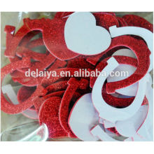 Popular glitter EVA foam stickers in 2014