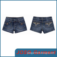 Women Denim Short Pants (JC6015)