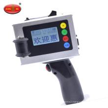 Portable Manual Inkjet Code Printers For Printing Code And Image