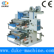 2015 Top Quality Two Colors Flexo Printing Machine for Plastic Film Use (YT Series)