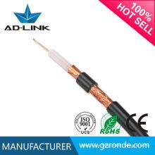 Rg6 tri-shield cable coaxial syv 75-3