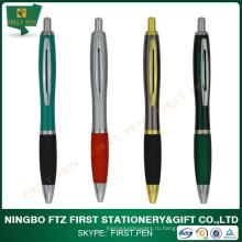 Защитная металлическая шариковая ручка для продвижения
