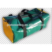 PVC Plane 610G PVC Plane Gear Bag PVC Tasche Reißverschluss Tasche