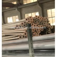 Venta caliente en poste decorativo de la lámpara de China para al aire libre