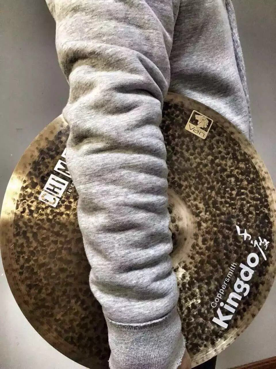 Handcraft Drum Set Cymbals