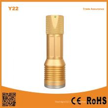 Y22 Lampe de poche LED d'urgence à haute luminosité pour la pêche Y22