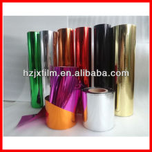 Bunter PET-Sequin-Film