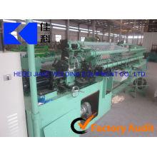 machine de clôture de maillon de chaîne entièrement automatique (fabrication)