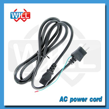 PSE approval 3pin 2pin 125V japan power cord with plug