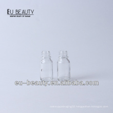 Pharmaceutical clear essential oil bottle 10ml