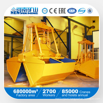 China Clamshell Grab with Wireless Remote Control