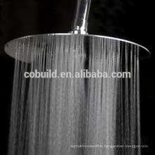12inch High pressure stainless steel shower head set ceiling shower head