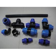 Raccords d'Irrigation en plastique de haute qualité vente chaude