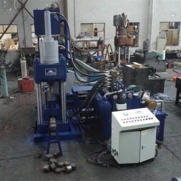 Heißverkauf Aluminium Aluspan Chippings Blockherstellungsmaschinen