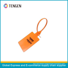 Plastic Logistic Security Seal Type 7