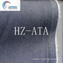 100% tecido de algodão 10 oz Denim tecido para Jeans