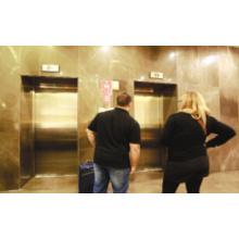 Волосяного Покрова Нержавеющей Стали Пассажирские Лифты Grps20