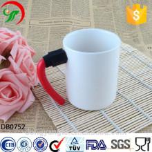 Taça de porcelana vitrificada, copos personalizados, copos canecas