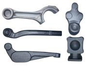 Drop Forging-Hot Forging Parts-Anchor Bolts Forged (HS-FG-03)