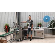 máquina automática para fabricar mascarillas en forma de copa