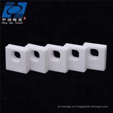Al2o3 refratário placa de disco de cerâmica de trabalho