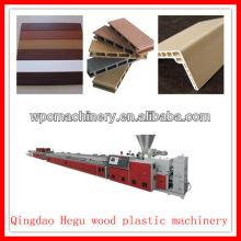 wood plastic flooring machine wpc decking floor machine