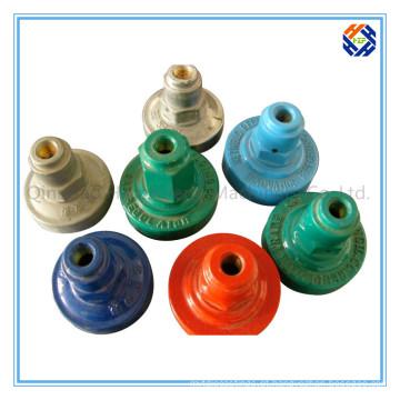 Válvula reguladora de pressão por processamento de fundição em alumínio