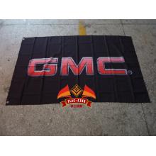 GMC Business trip car flag polyester 90*150cm gmc banner