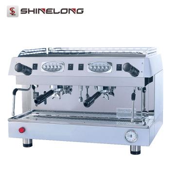 10.6L professionelle Doppelköpfe Kaffeemaschine / Espresso Kaffeemaschine Preise