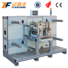 Automatic Feeding Rotary Die Cutting Machine with Rewinding Fuction