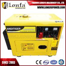 7kVA 6квт три фазы Кипор тихий дизельный генератор для продажи