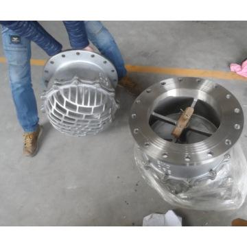 Válvula de pie DIN CF3m Pn10 (H42W-PN10-DN250)