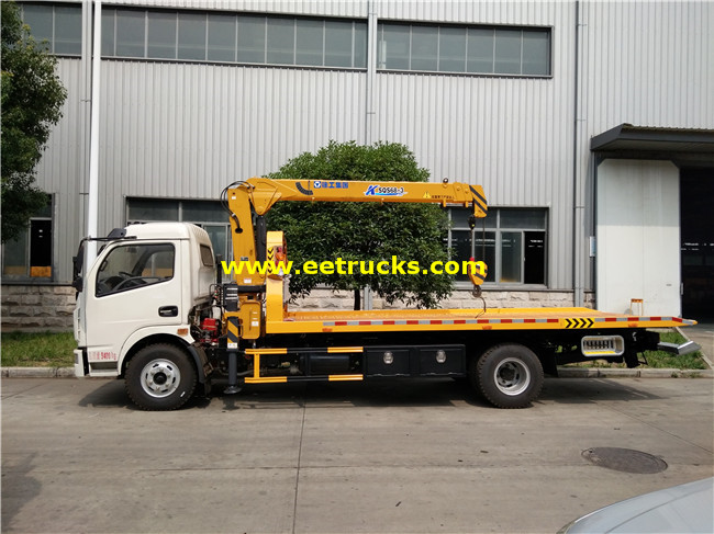 DONGFENG Wrecker Recovery Trucks