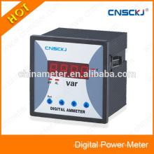 DM72-3Q medidores de energia elétricos reativos trifásicos digitais