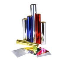 Metallisierter Haustier-gefärbter Film / Überzug vor auf derselben Seite metallisiert