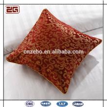 Alta qualidade e almofadas de almofada de almofada de poliéster elegante / almofada