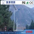 Hot-DIP Galvinized 10m Precios de poste de la lámpara solar de postes de acero
