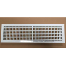 HVAC Systems Ventilation Aluminum Supply Double Deflection Grille