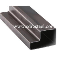 Customized Special-Shaped Black Annealed Tube