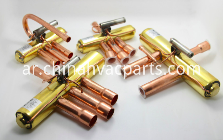 air conditioner hydraulic valve