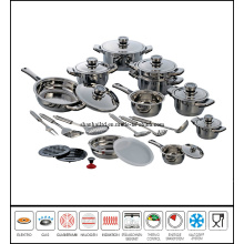 27 PCS Stainless Steel Casserole Set