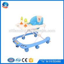 Fabrik Multifunktions-Plastik 8 Räder, die um Babywanderer umwickeln / neues Modell preiswerte Schwenkräder Baby walke Verkauf