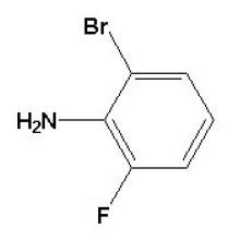 2-Brom-6-fluoranilin CAS Nr. 65896-11-9