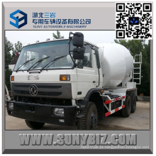 Caminhão do misturador de cimento do motor 7 M3 de Dongfeng CUMMINS
