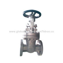 4 gate valve with ASTM body and ring