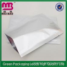 Emballage à temps en aluminium sous vide sacs d'emballage