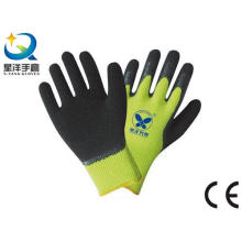 Latex Palm Coated Thumb Fully Coated Work Gloves